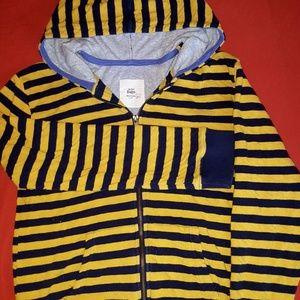 Stripy Mini Biden hoodie